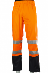 Krenger-Flex-Jura-Hose, EN ISO 20471, orange-navy, S-3XL