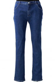Diana-Stretch-Jeans, blau, 34-60