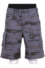 Trophy-Shorts, grau-mix, 36-60