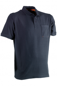 Krenger Leo Polo, navy, S-3XL