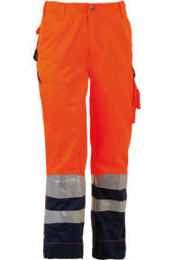 HEROCK Olympus Hose, orange-navy, 38-56